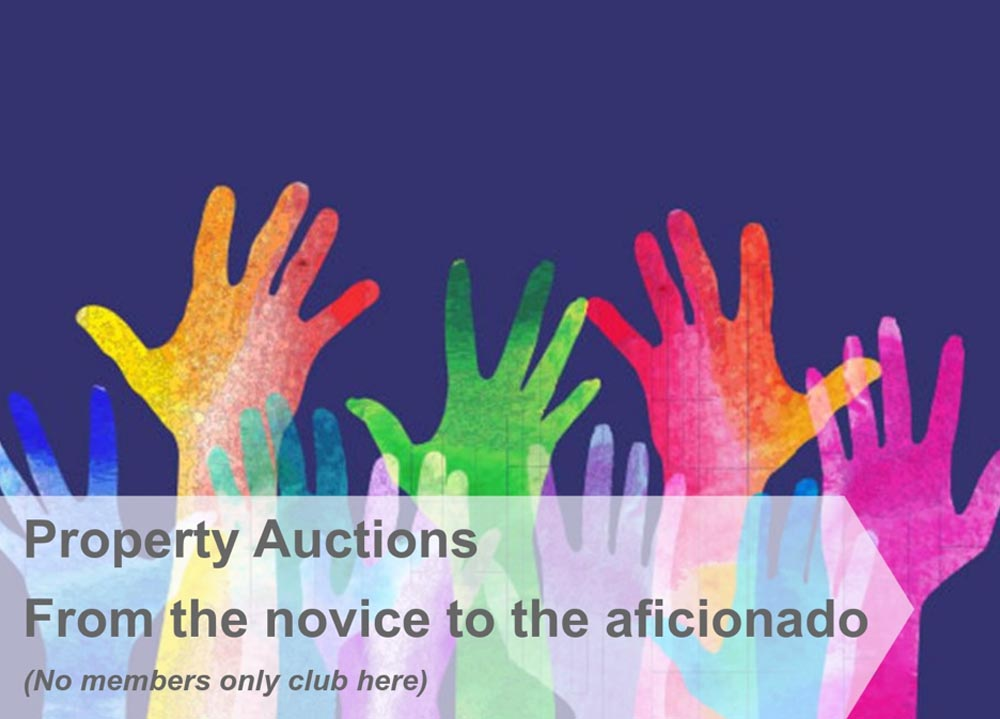 property auctions open