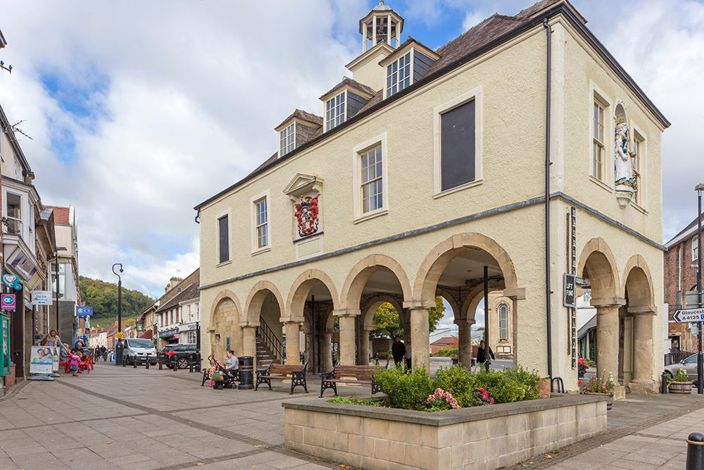 Dursley Market House