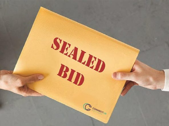 Selling at auction by informal tender